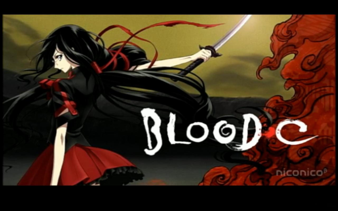 Blood C / 2011 / Mp4 / TR Altyazılı